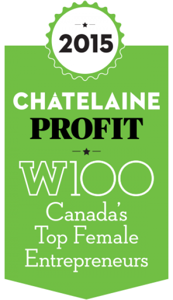 Chatelain PROFIT W100 logo from 2015