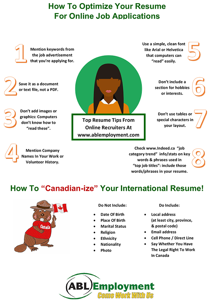 8 Ways To Optimize Your Resume For Online Job Applications