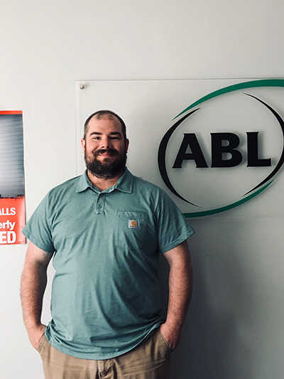 photo of Mike from ABL Hamilton office