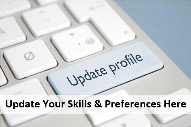 Update your skills