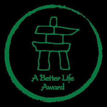 A Better Life Award logo